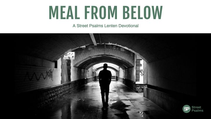 Meal From Below: A Lenten Devotional
