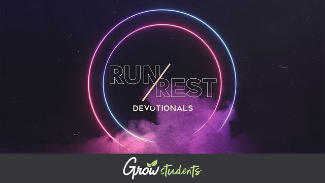 Run / Rest: A 40 Day Journey Toward Rest