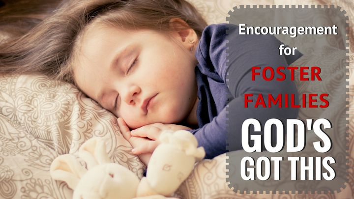 God's Got This: Prayer Guide For Foster Families