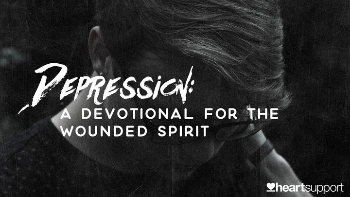 Depression: A Devotional For The Wounded Spirit