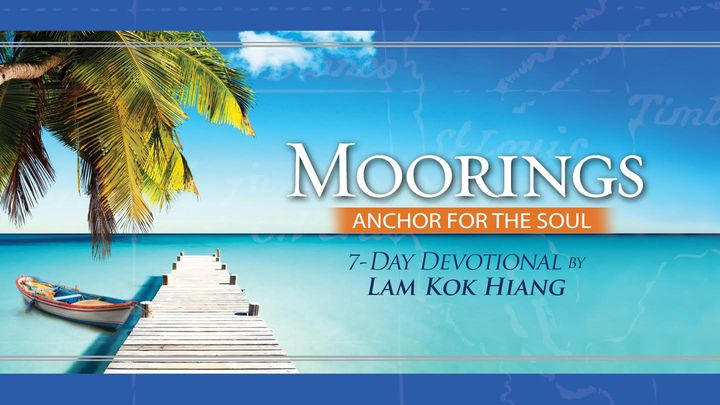 Moorings – Anchor For The Soul