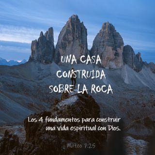 Una Casa Construida Sobre La Roca