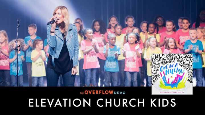 Elevation Kids - One In A Million