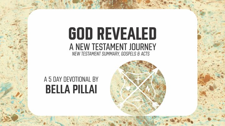 God Revealed – A New Testament Journey