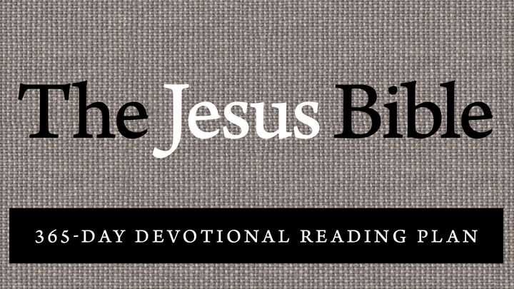The Jesus Bible Reading Plan