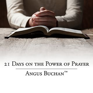 21 Days On The Power Of Prayer