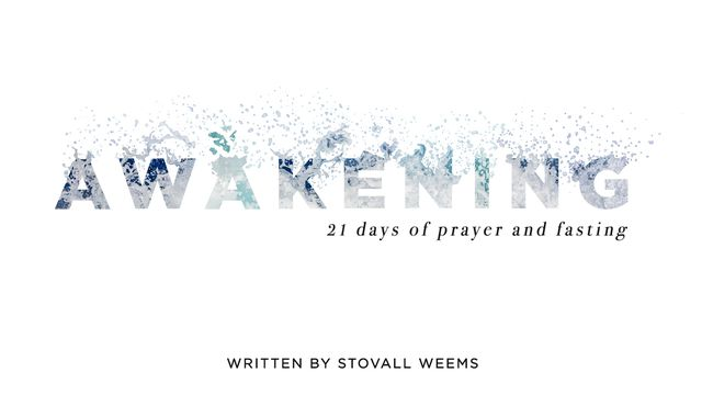 Awakening: 21 Days Of Prayer And Fasting Devotional
