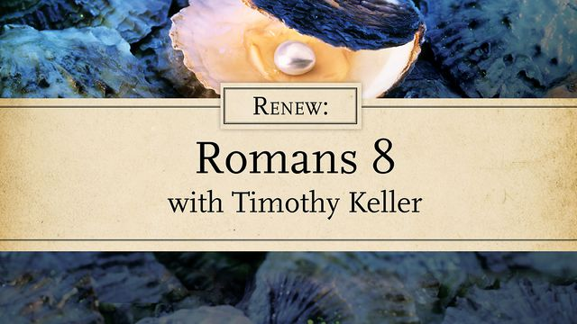 Renew: Romans 8 With Timothy Keller