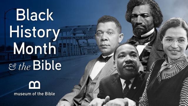 Black History Month And The Bible