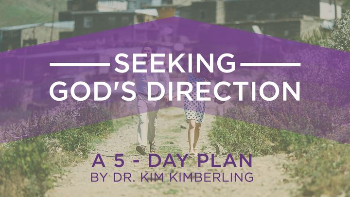 Seeking God's Direction