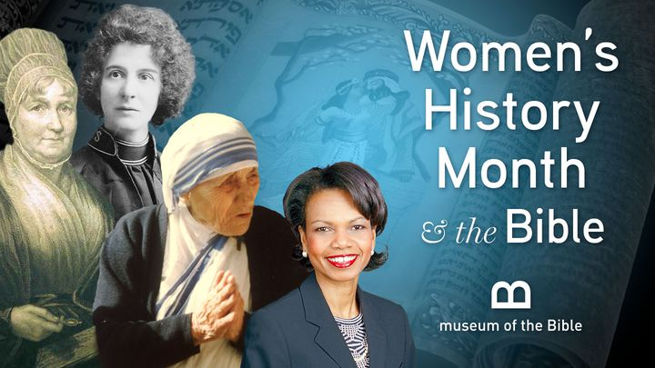 Women's History Month And The Bible