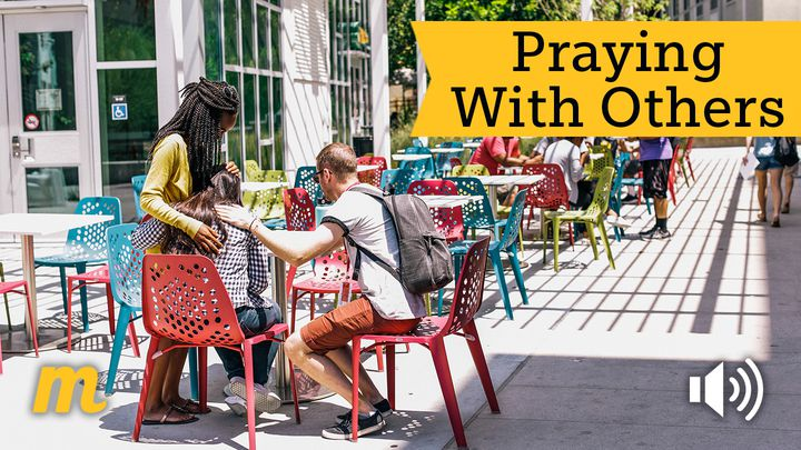 Praying With Others