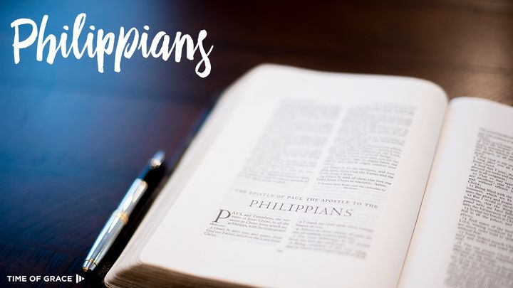 Philippians: Devotions From Time of Grace