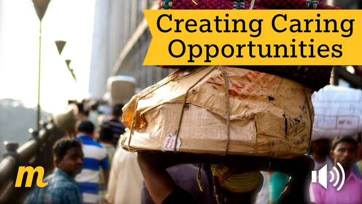 Creating Caring Opportunities