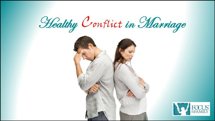 Healthy Conflict in Marriage