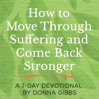 Как да преминем през страданието и да станем по–силни