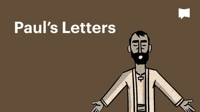 BibleProject | Paul's Letters
