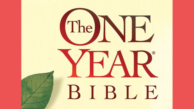 The One Year ® Bible