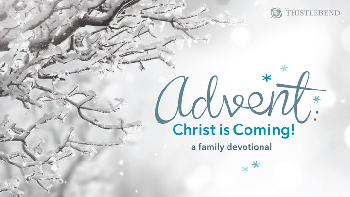 Advent: Christ Is Coming!