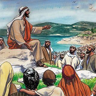 บทเรียนจากพระเยซู