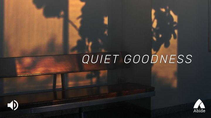 Quiet Goodness