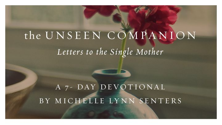 Woman Of Promise: Letters To The Single Mother