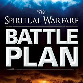 แผนการต่อสู้ในสนามรบฝ่ายวิญญาณ