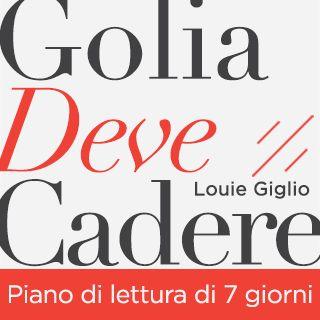 Golia Deve Cadere: Vinci La Battaglia Contro I Tuoi Giganti