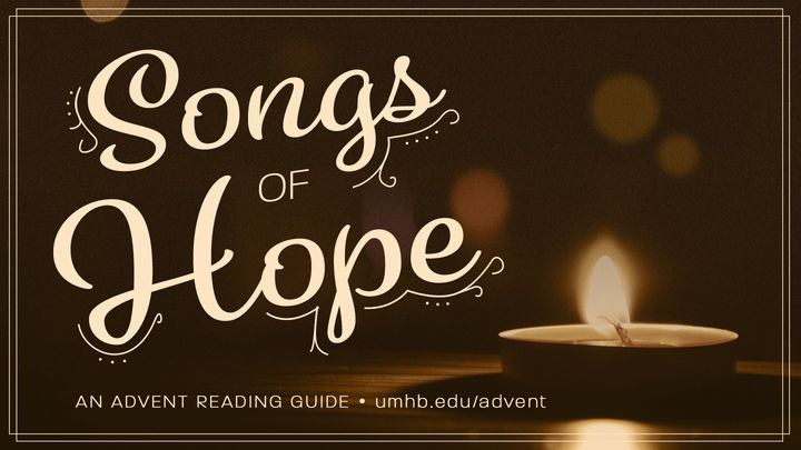Songs Of Hope - Sing We Now Of Christmas